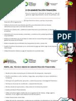 Perfil de Administración Financiera