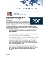 IDC Addressing Advanced Threats Through Multiple Sandbox Options.pdf