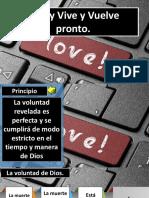 El Amor y La Justicia de Dios VI IBE Callao (2)