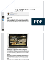 Apple iPad Pro vs. Microsoft Surface Pro 4 vs Galaxy TabPro S-2