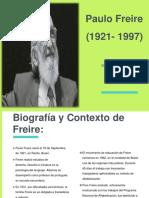 Paulo Freire. Grupo 12