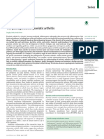 4.the Pathogenesis of Psoriatic Arthritis