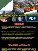 Prevencion Ante Desastres