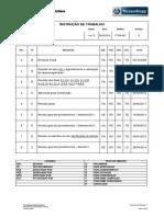 IT-550-001 - Instruções Gerais de Qualidade