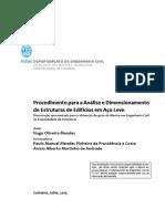 Procedimento para a analise e dimensionamento de estruturas de edificios em aco leve.pdf