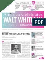 Whitman Bicentennial Events