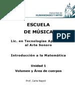 Introducción a La Matemática - Unidad 1