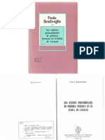 Bentivoglio, P- Sujeto Pronominal..pdf
