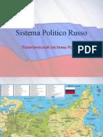 Sistema Político Russo