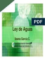 Presentación Ileana García C. Ley de Aguas  .pdf