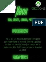 the xbox 1