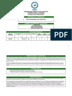 Psi235 Etica Profesional Del Psicologo A