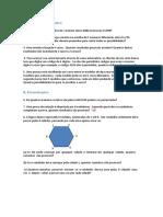 Princípio Multiplicativo - Exercícios de Análise Combinatória