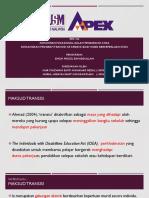 Bincangkan Bentuk Program Transisi Ke Kerjaya Bagi Mbk