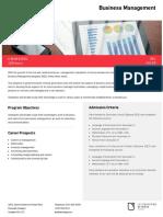 Dec Business Management Courses PdfBrochure En
