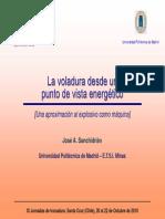 2 - 01 La Voladura desde un Punto de Vista Energético - J. A. Sanchidrián.pdf