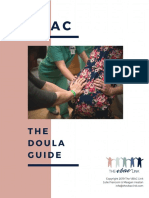 VBAC Doula Certification Manual v2 April 2019