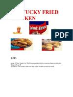 Kentucky Fried Chicken (1)