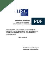 Farmacia y tecnología farmaceutica