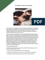 Las Comunidades de Citas Online en España