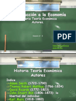 historia teoria economica autores sesion2-3.ppt