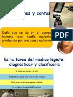 Lesiones y Contusss