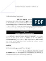 Acao Repeticao Indebito Leasing VRG Arrendamento Mercantil