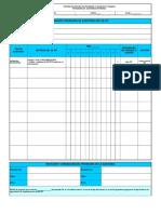 Anexo 28.1 Formato Programa de Auditorias - Copia