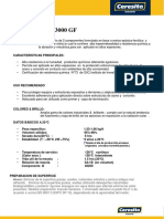 Hoja Tecnica Ceremastic 3000 Gf[1]