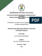 Proyecto de Tesis Katia Lazo