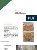 08 Edad Media Arquitectura Romanica