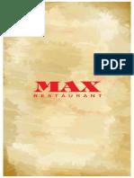 Meniu Max Diada