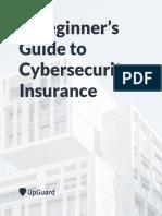 eBook Beginners Guide to Cyber Insurance
