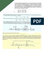 Problemas balance de materia y energía con RQ