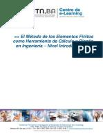 Unidad Didáctica 12-Análisis y Resolución de Problemas Estructurales y Térmicos Con Programa de Cálculo Específico