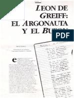 El Argonauta y El Bufón