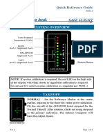 Safe Flight Aoa Quick Reference