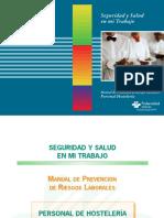 Manual de prevención de riesgos laborales - Hosteleria.pdf