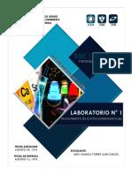 CARATULA - LAB 1 (Tratamiento de Datos Experimentales)