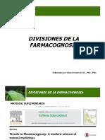 3. Divisiones de la farmacognosia (1).pdf