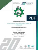 programa de mantenimiento a una subestación eléctrica de distribución.pdf