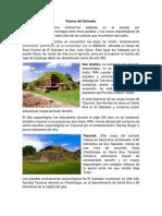 Ruinas Del Salvador
