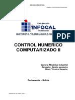 Control Numerico Computarizado II