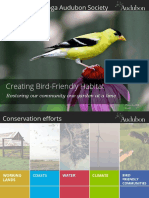 Bird-friendly Habitat Presentation v2