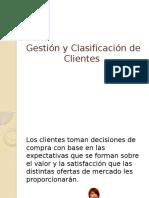 9. Gestión y Clasificación de Clientes