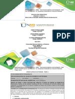 Educacion Ambiental Paso 4 Unidad 2 Colaborativo