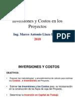 Gestion de Riesgos en Proyectos 2018