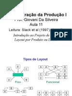 11-17_Balanceamento de Linha & Layout Funcional