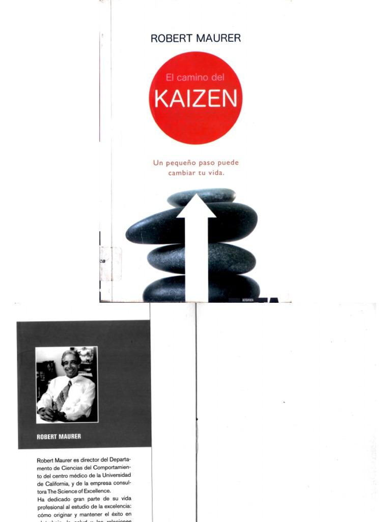 el camino del kaizen robert maurer pdf gratis