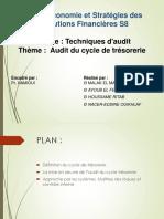 audit de trésorerie